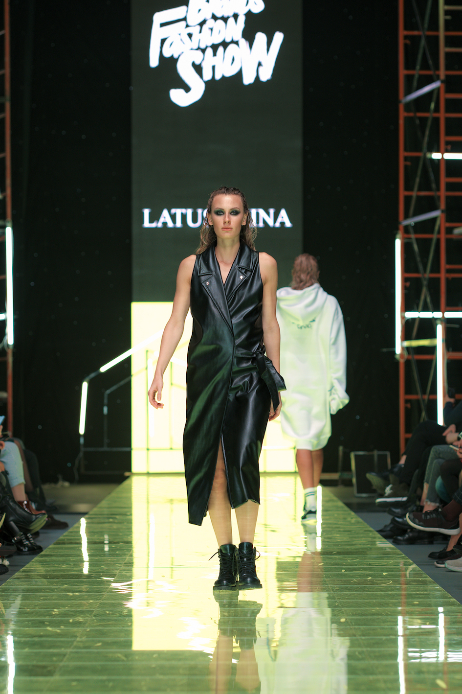 Dopamine: показ Latushkina & FORMAT на  Brands Fashion Show